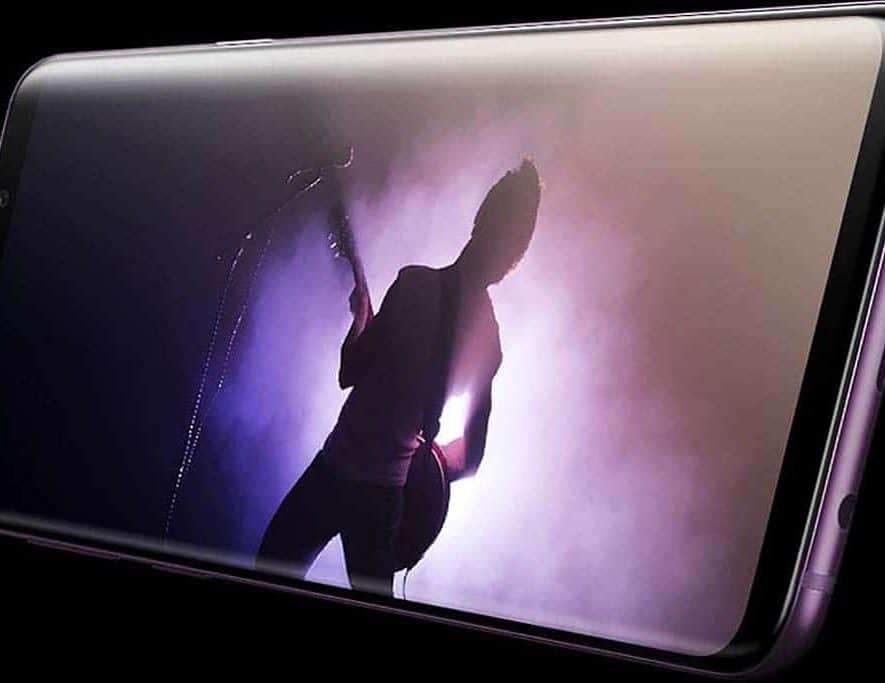 De Samsung Galaxy S9