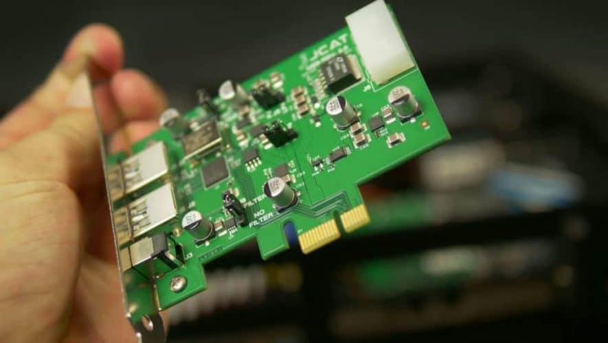 JCAT USB Femto