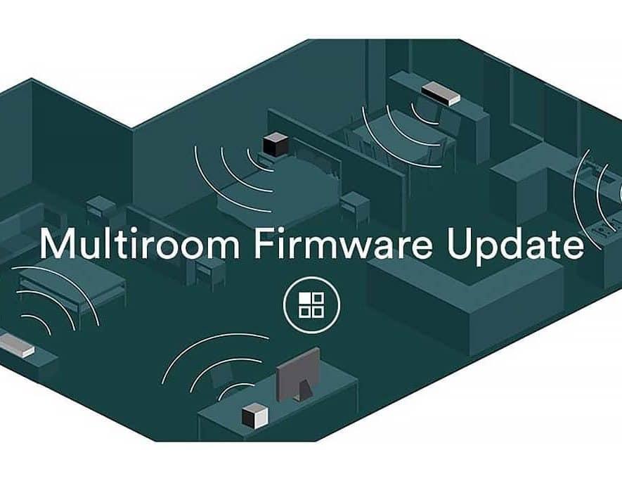 NAIM brengt multiroom-firmwareupdate uit