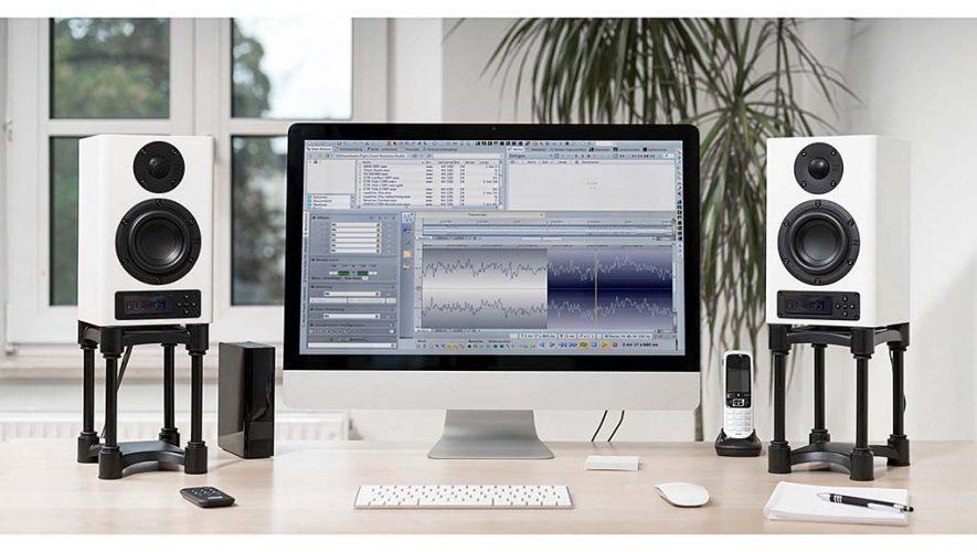 Er is een nieuwe website speciaal voor nuPro-speakers van Nubert