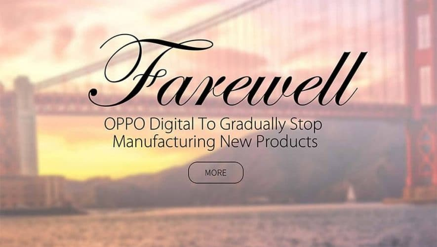 Oppo stopt met high-end