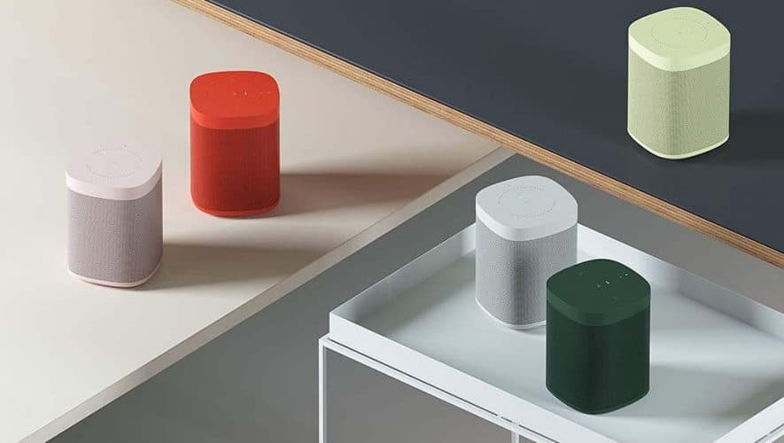 De One in Hay for Sonos Limited Edition Collection-uitvoering