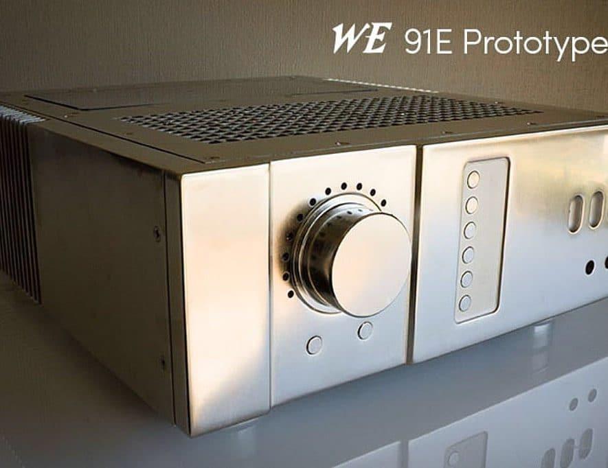 De Western Electric 91E