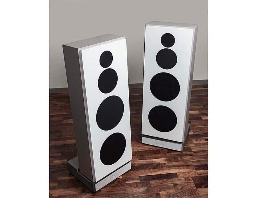 De AVM Audition AM 6.3 luidsprekers