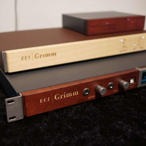 Grimm Audio - MU-1 streamer