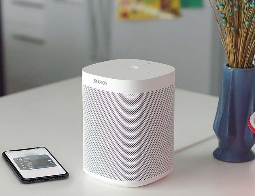 AirPlay 2 komt in juli via update naar Sonos