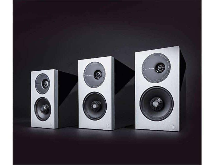 De d7, d9 & d11 demand series van Definitive Technology