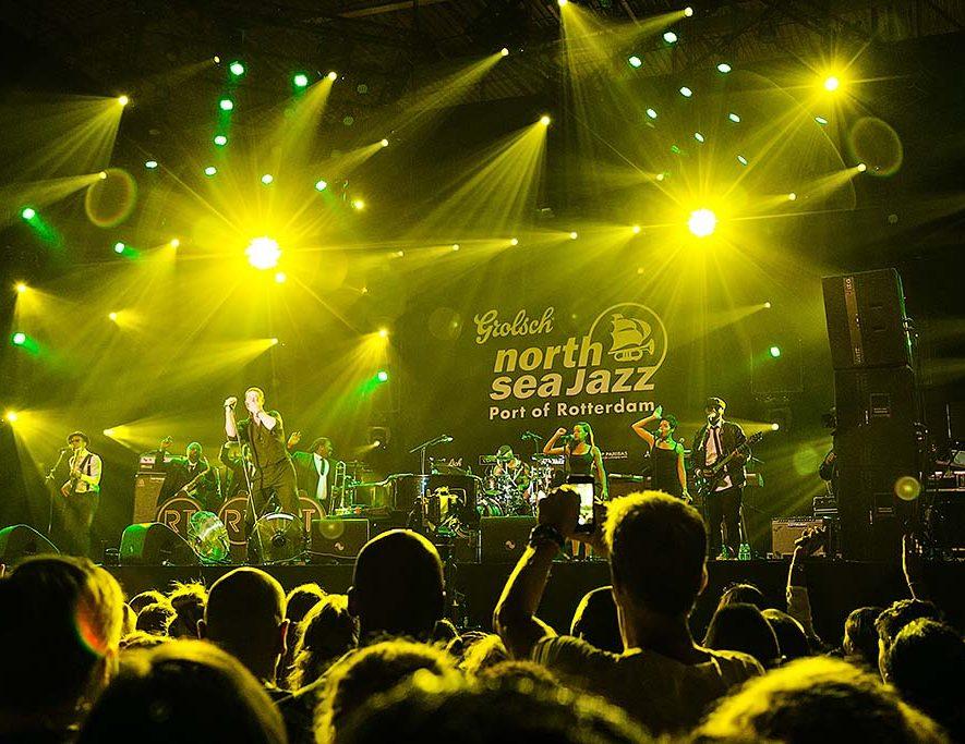 North Sea Jazz 2018 live bij de NPO (foto: North Sea Jazz (c) NTR-Frank Ebbe)