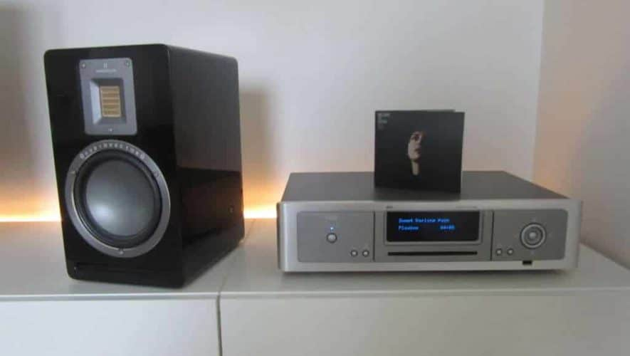 Matchen - NAD M50 - Audiovector