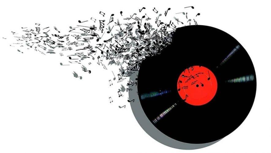 Ontdekken van nieuwe muziek houdt bij de Duitsers op 31-jarige leeftijd op (bron afbeelding: https://pixabay.com/nl/muziek-record-bladmuziek-foto-1428660/)