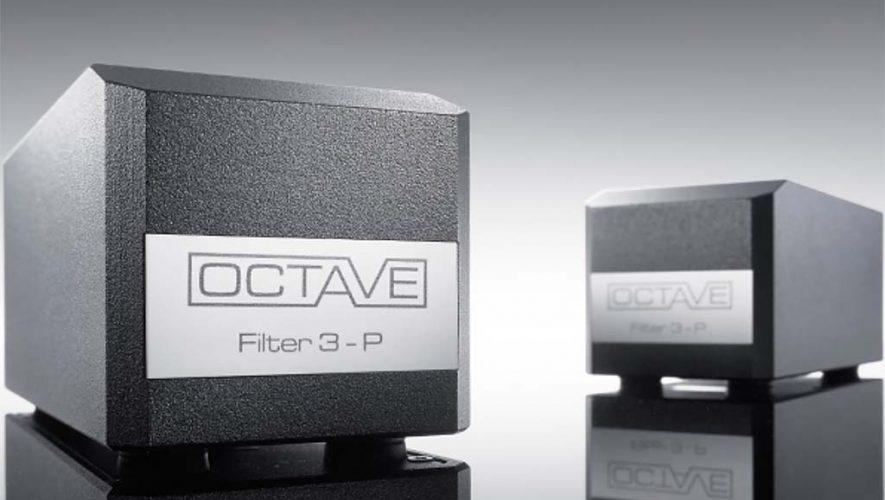Het nieuwe Filter 3-P van het Duitse Octave Audio