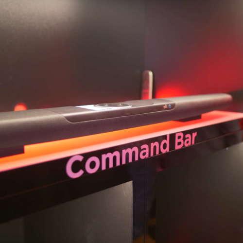 Polk Command Bar