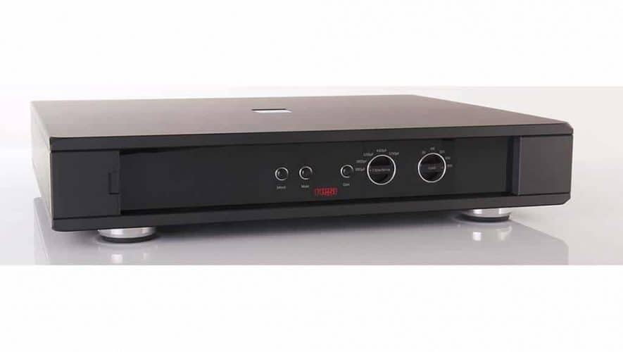 De Rega Aura reference Moving Coil (MC) phono voorversterker