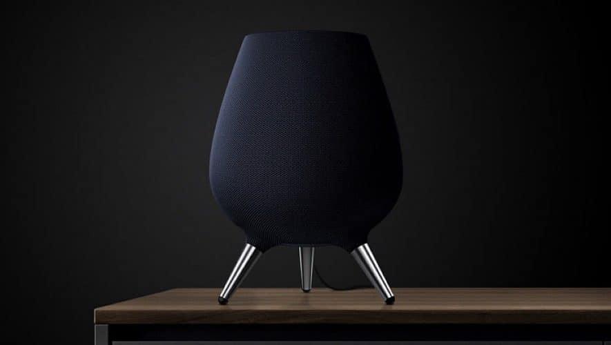 De aangekondigde Samsung Galaxy Home