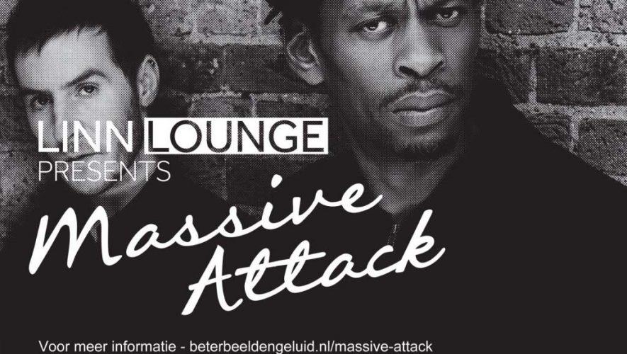 Linn Lounge met Massive Attack bij Beter Beeld en Geluid