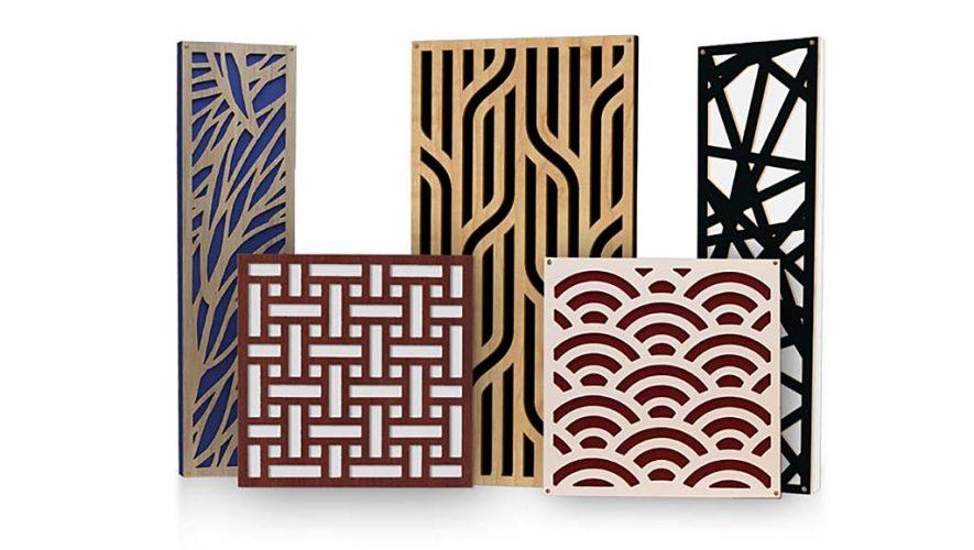 De nieuwe akoestische panelen uit de Impression Series van GIK Acoustics
