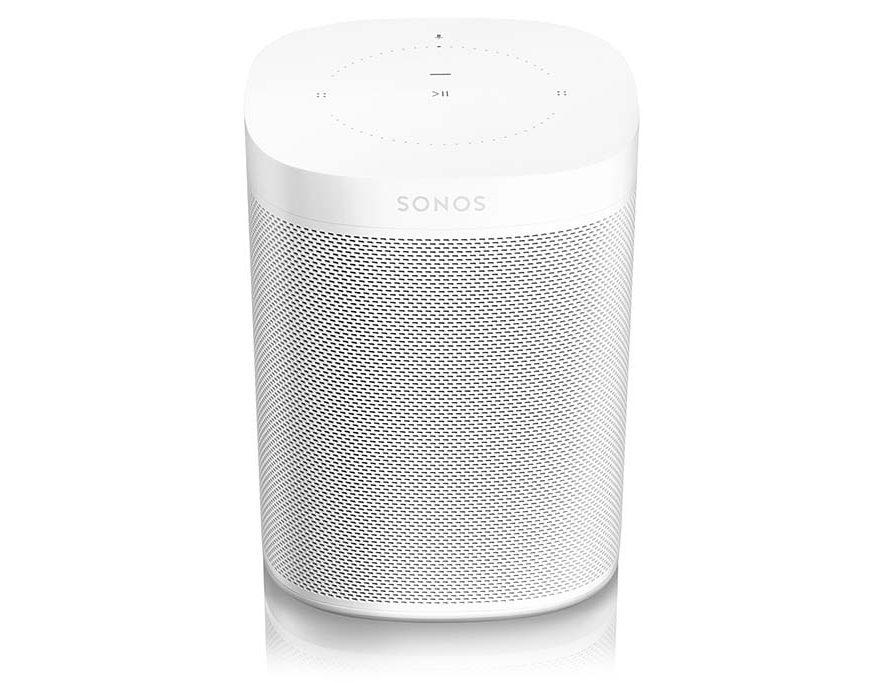 De Sonos One krijgt met een beetje geluk nog voor de feestdagen de beschikking over Google Assistant