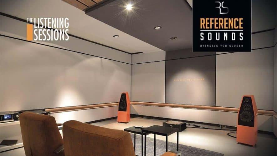 Reference Sounds zorgt voor mooie luisterervaring op de XFI én daarna