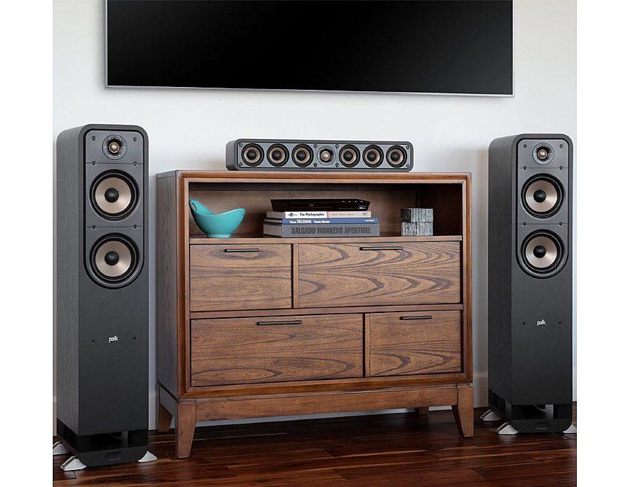 De Polk Audio S55e