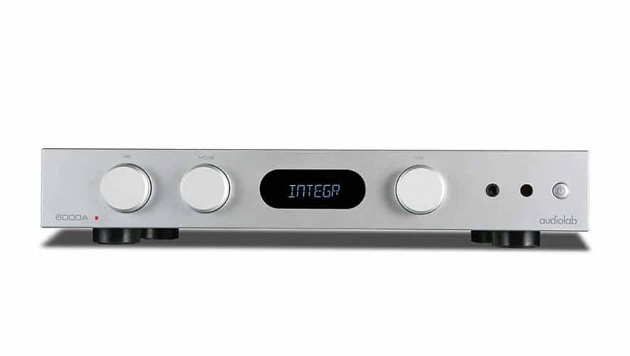 De 6000A van Audiolab