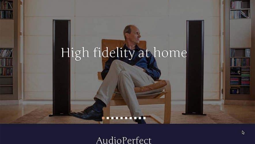 Nieuws, een gratis magazine en een show van AudioPerfect