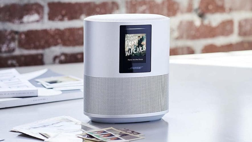 De nieuwe Bose Home Speaker 500