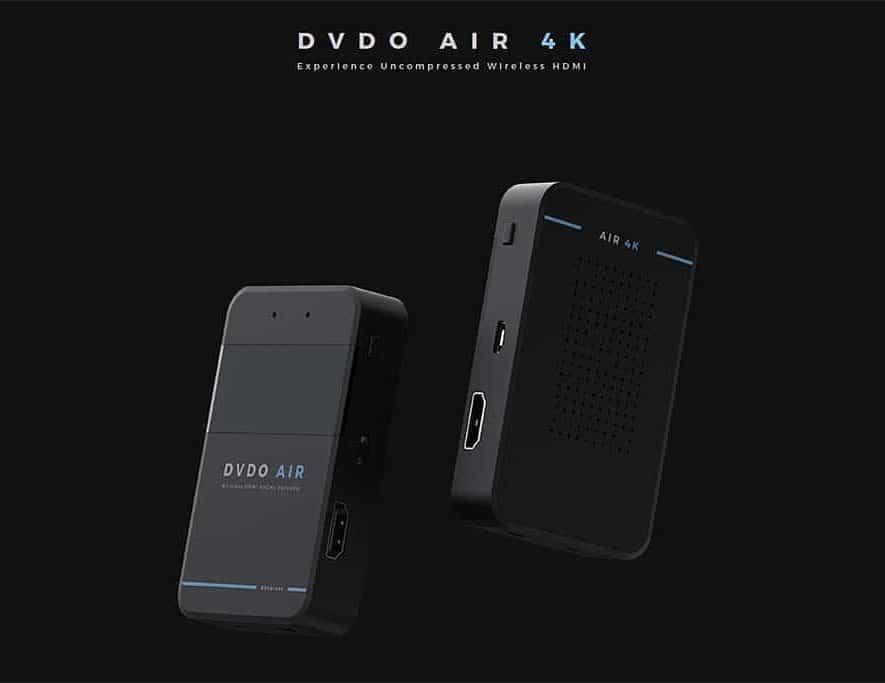 De DVDO Air in 4K-uitvoering