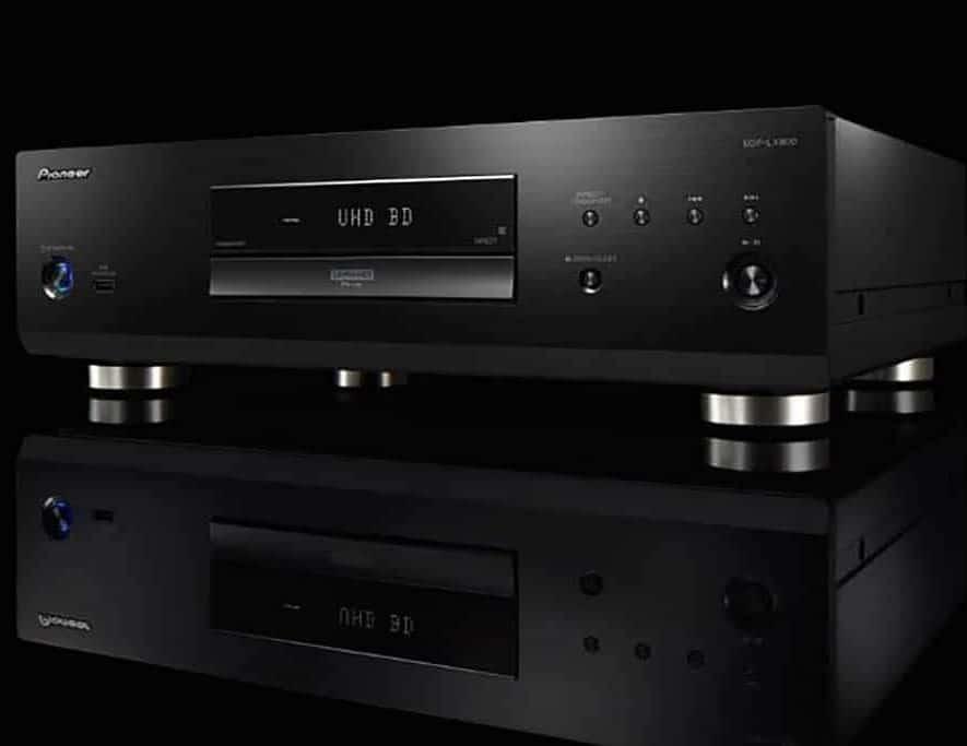 De nieuwe Pioneer UDP-LX800
