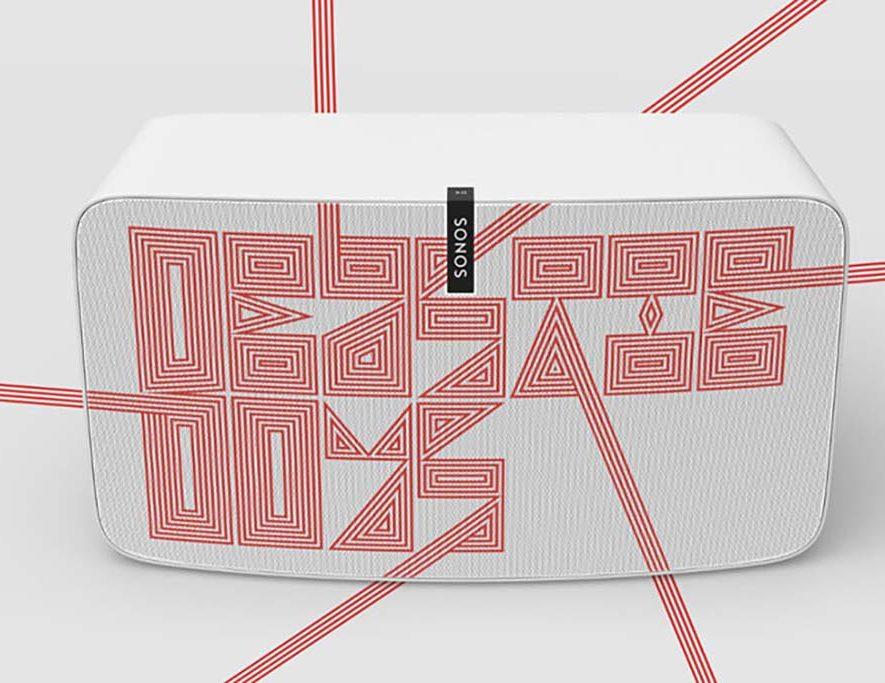 De Sonos Play:5 Beastie Boys Edition