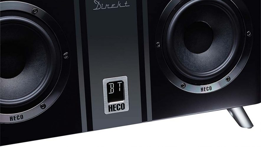 De Heco 800 BT Bluetooth-speaker