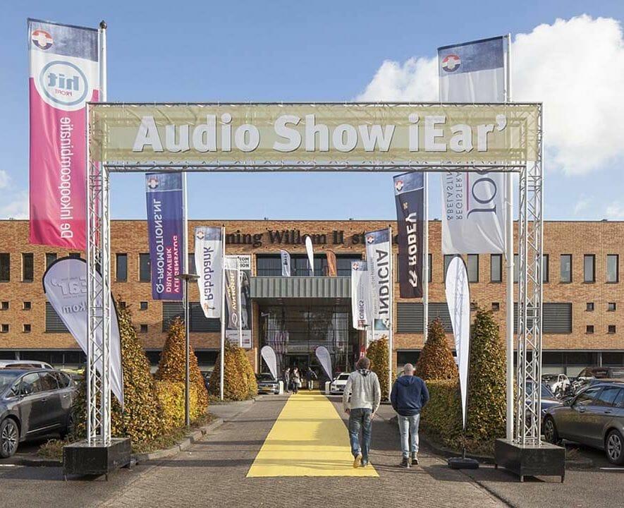 Audio Show iEar' 2018 barst weer los