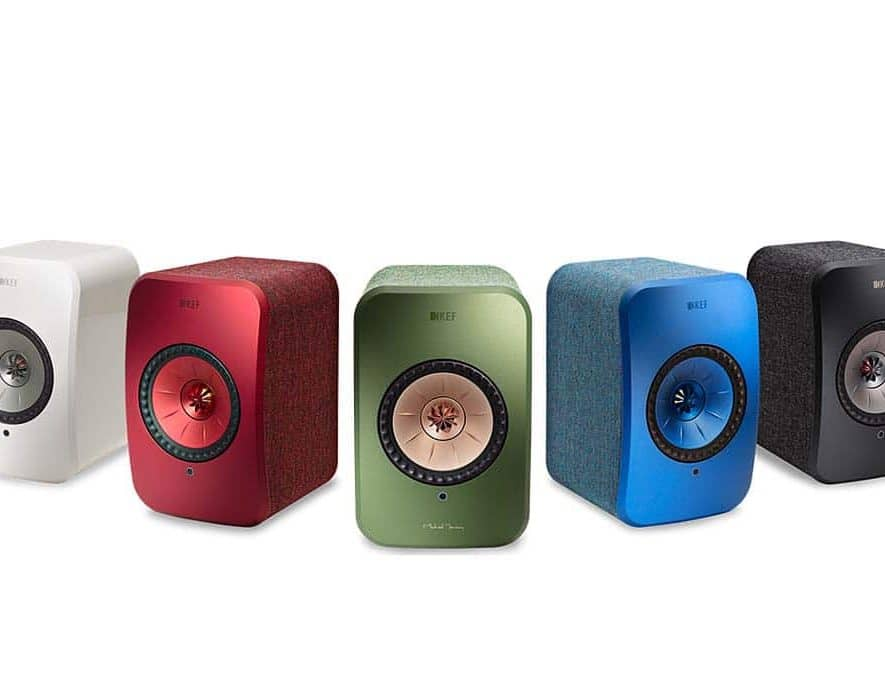 KEF LSX Roon-compatible na firmware-update