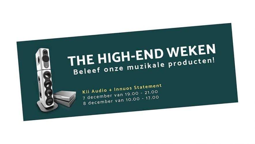 The Hifi Studio Number One organiseert shows
