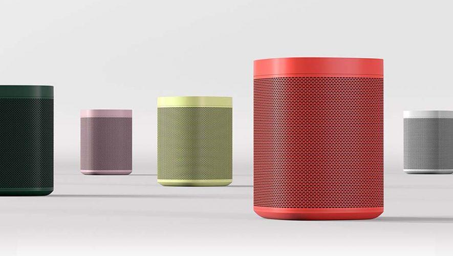 Ook de Hay Sonos One Limited Edition moet nog even wachten op Google Assistant