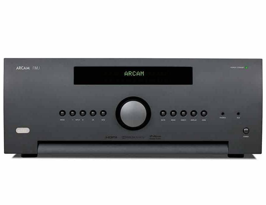 De Arcam AVR550 voldoet aan het IMAX Enhanced-certificaat