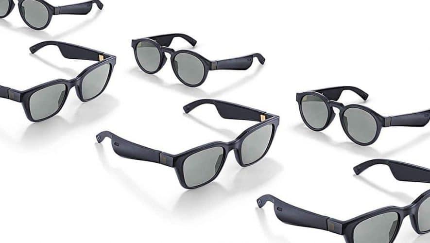 De Bose Frames zonnebril met geluid