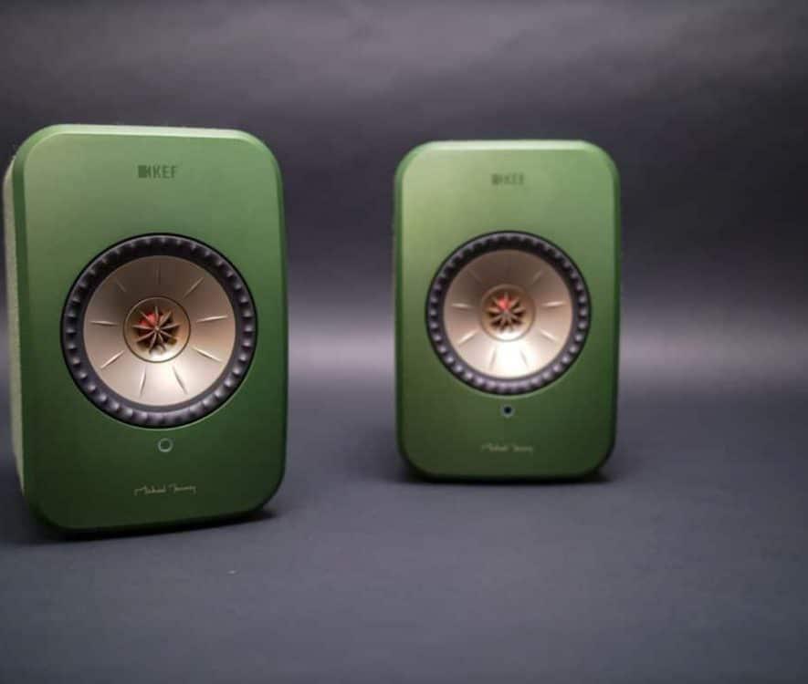 KEF LSX Wireless Speaker