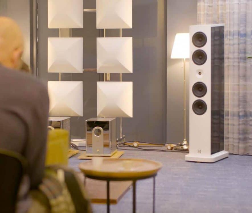Kroma Audio Show Chattelin Audio