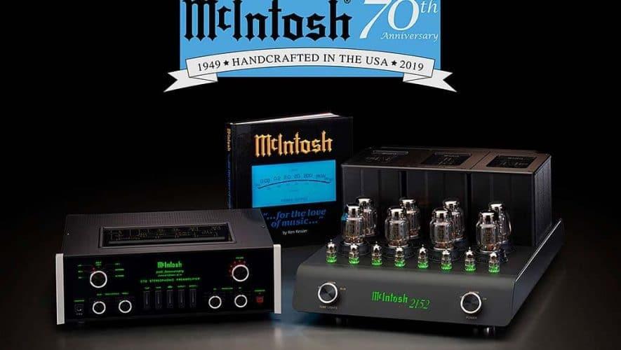 Het Limited Edition Commemorative System van McIntosh