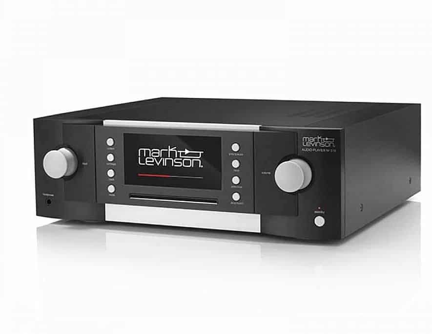 De Mark Levinson No 519 is Roon Ready te maken via een firmware-update