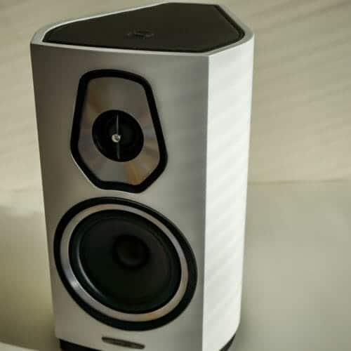 Review Sonus Faber Sonetto 1 - Gewenning - Alpha-Audio
