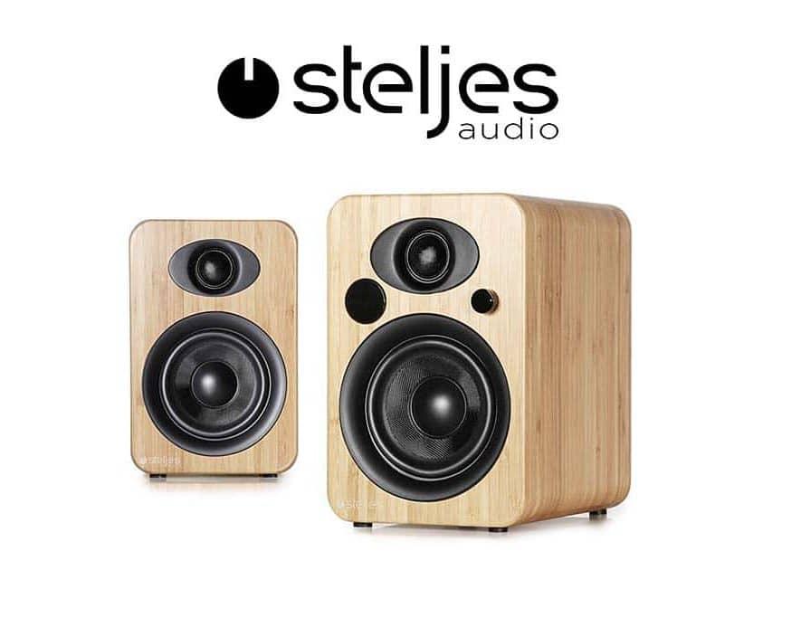 Er is nu een 'Special Edition' van de Steljes NS1 en NS3 speakers