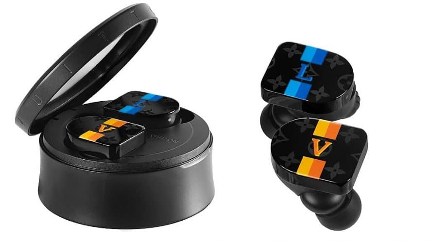 Master & Dynamic realiseert Louis Vuitton gestylde draadloze in-ears