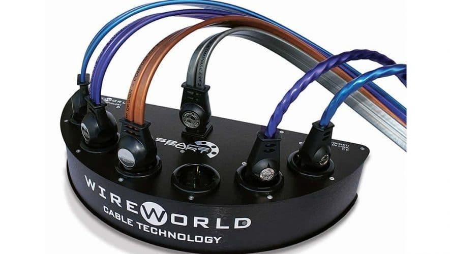 De Wireworld Spaceport netspanningsconditioner