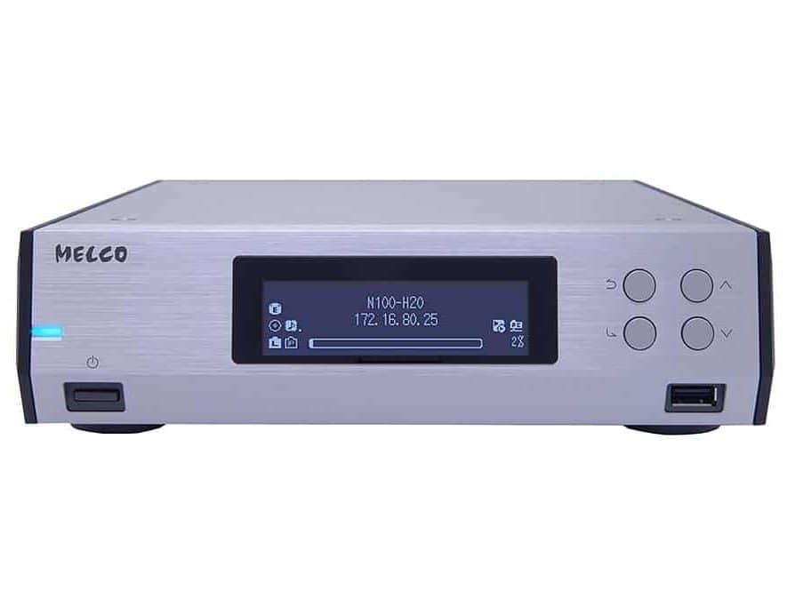 De Melco music HD is onder meer compatibel met de N100