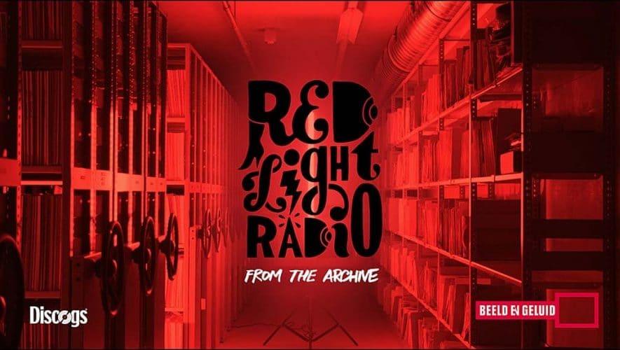 Internationale dj's Red Light Radio duiken in platencollectie Beeld en Geluid