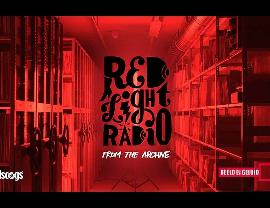 Internationale dj's Red Light Radio duiken in platencollectie Beeld en Geluid