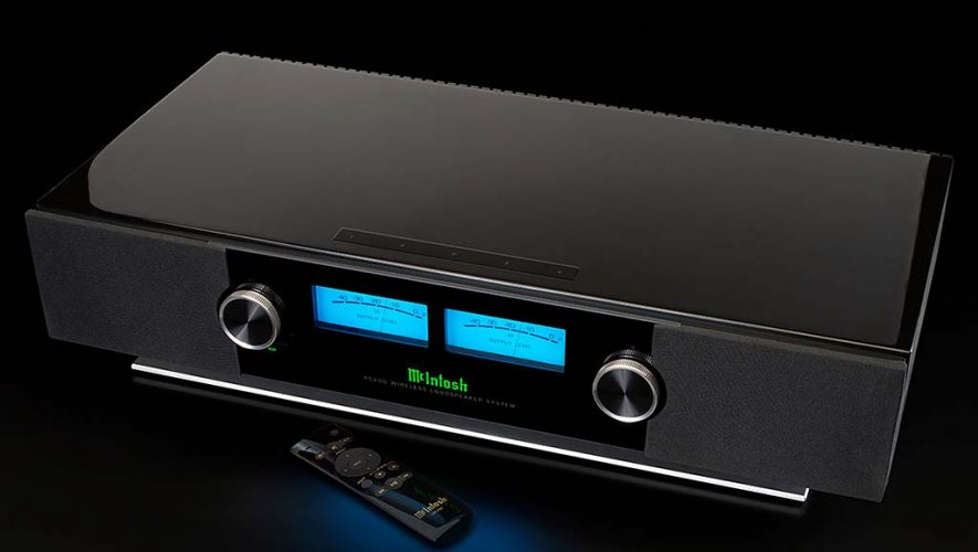 McIntosh presenteert RS200 draadloze all-in-one