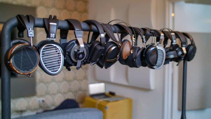 Multitest High End Hoofdtelefoons