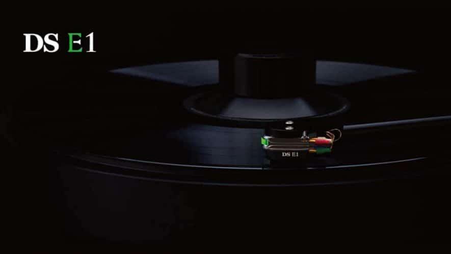 Het optisch instapsysteem DS-E1 van DS Audio